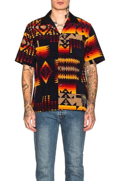 Pendleton Print Shirt