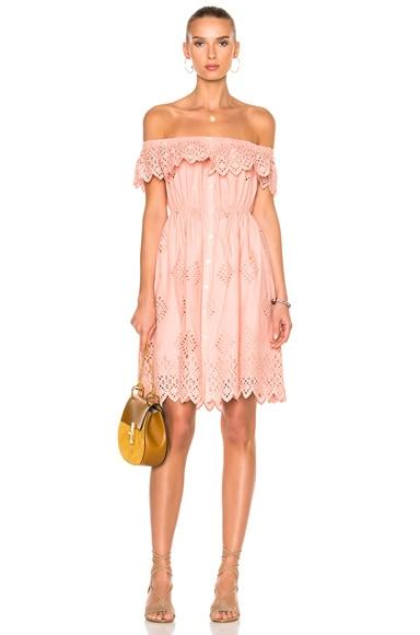 Daniella Ruffle Dress
