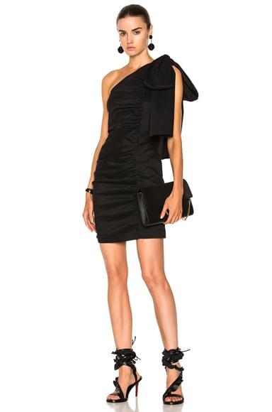 Shoulder Bow Dress