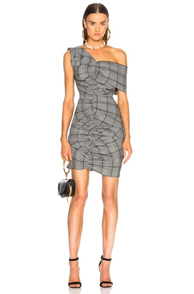 Bacall Ruched Dress