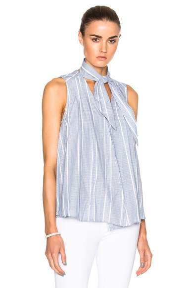 Paolo Scarf Top