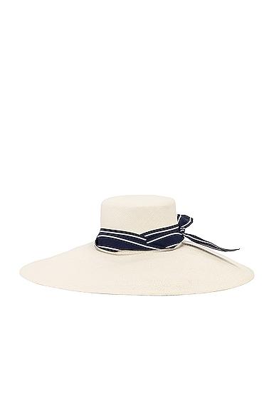 Long Brim Lamp Shape Cordovez Hat