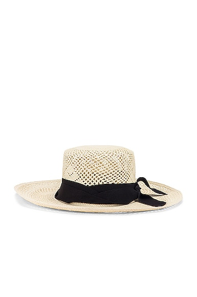 Calado Boater Hat