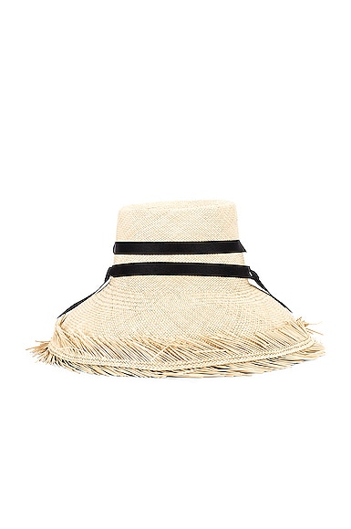 Panama Frayed Hat