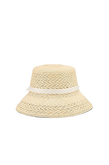 Lamp Shade Panama Hat