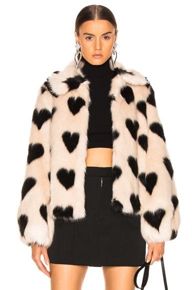 Faux Fur Cullen Jacket