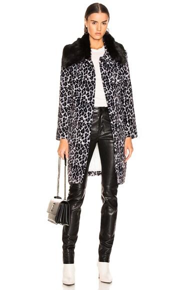 Erin Faux Fur Coat