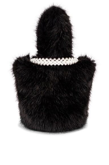 Eva Faux Fur Bag