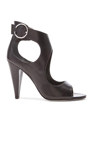 Major Leather Heels