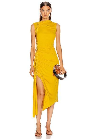 Fontana Side Ruched Dress
