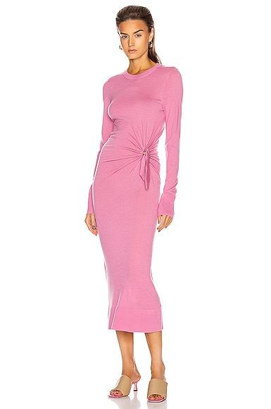 Selma Superfine Merino Dress