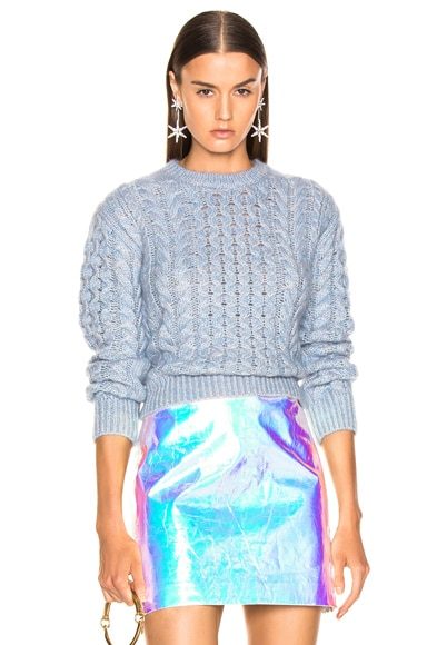 Britta Cable Knit Sweater