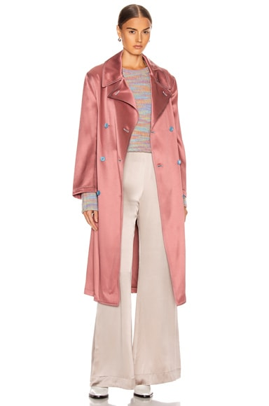 Sigourney Trench Coat