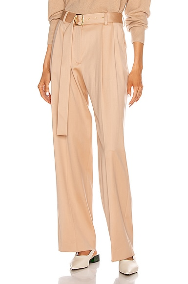 Blanche Pleated Pant