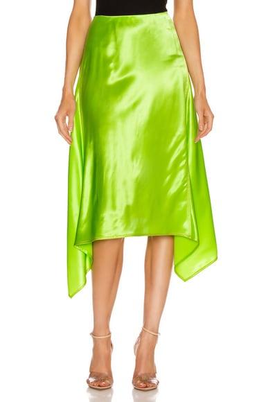 Darby Asymmetric Skirt