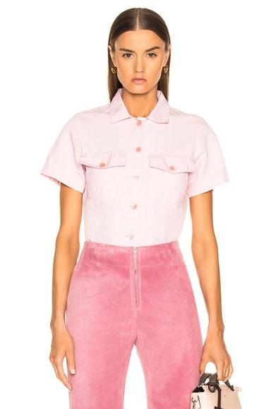 Nico Pocket Button Shirt
