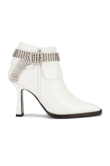 Niki Calf Crystal Boot