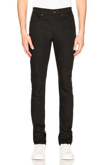 5 Pocket Skinny Jeans