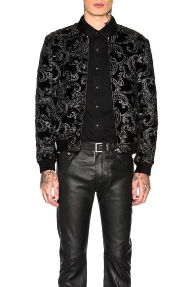 6bc8c2755e34 Saint Laurent Jackets   Coats