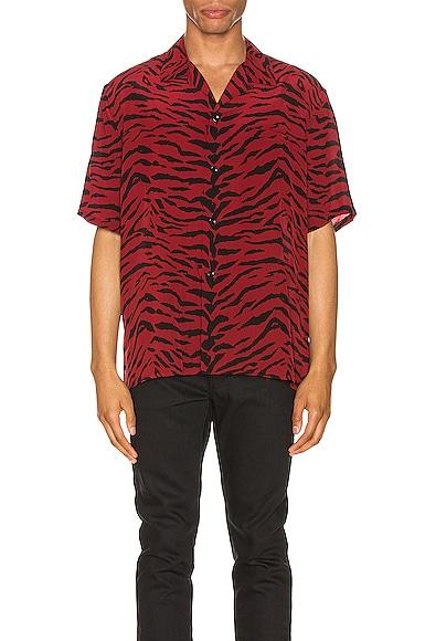 Zebra Stripe Shirt