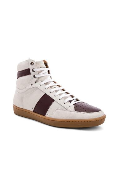 SL/10H Hi-Top Sneakers