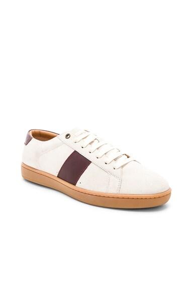 SL/01 Low Top Sneakers