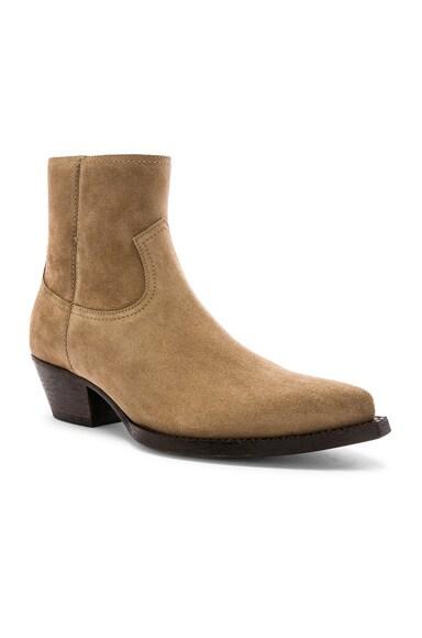 Lukas 40 Zip Boots