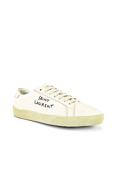 Court Classic Script Sneaker