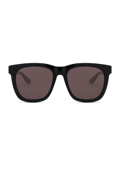 Oversized Rectangle Sunglasses