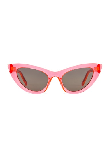 Lily Cat Eye Glow in the Dark Sunglasses