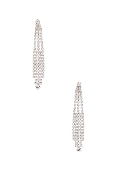 Cascade Crystal Earrings