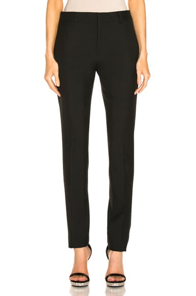 High Waist Tailored Pant