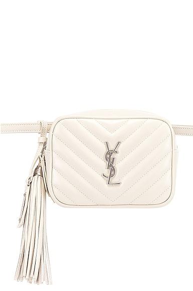 Lou Leather Belt Bag