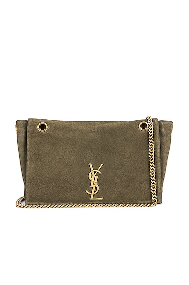 Kate Reversible Monogram Shoulder Bag