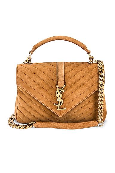 Medium College Chain Bag