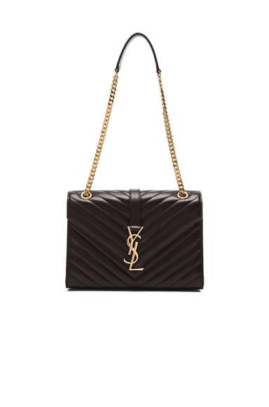 Medium Monogram Envelope Chain Bag
