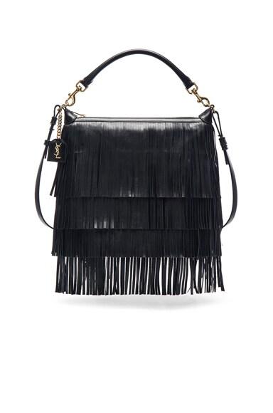 Medium Fringe Emmanuelle Hobo Bag