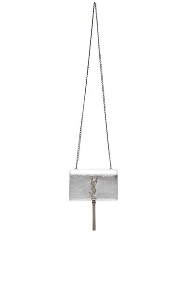 Small Monogram Tassel Chain Bag