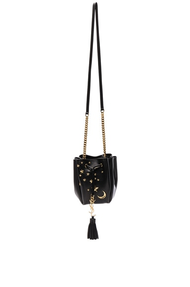 Small Monogramme Embroidered Bourse Bag