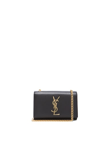 Small Leather Monogramme Kate Chain Bag