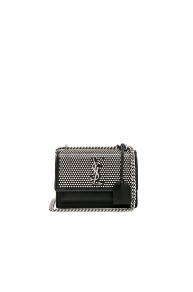 Small Studded Monogramme Sunset Chain Bag