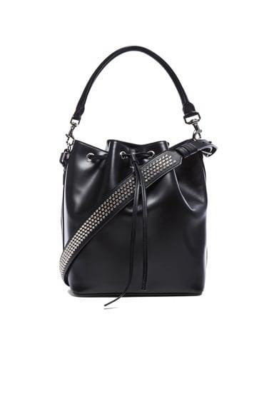 Studded Medium Bucket Bag