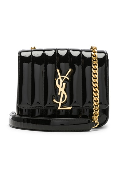 Small Supple Monogramme Vicky Chain Bag