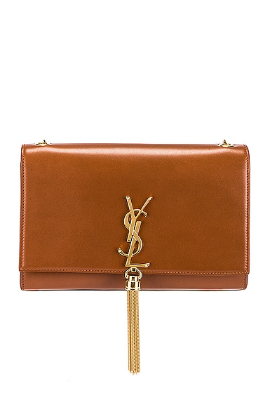 Medium Kate Monogramme Chain Tassel Bag