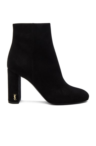 Loulou Suede Boots