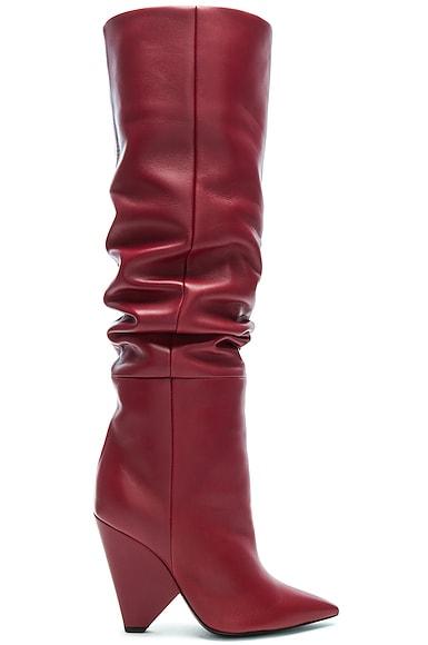 Niki Thigh High Boots