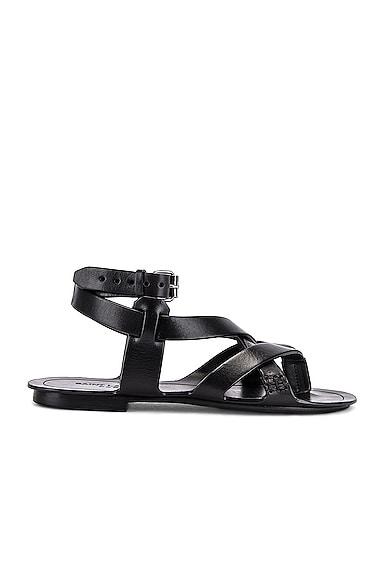 Culver Buckle Sandals