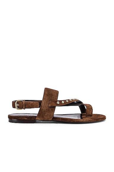 Gia Stud Sandals