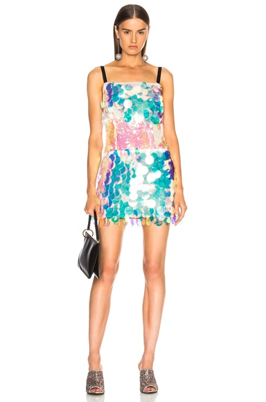 for FWRD Sequin Mini Dress