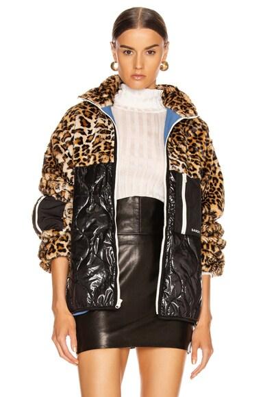 Dean Faux Fur Fleece